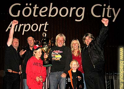 city airport gøteborg