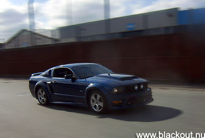 2008 blue mustang stick shift